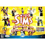 Cd Original - The Sims Deluxe Em Dose Dupla - Cd 2