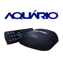 Conversor E Gravador Tv Digital Full Hd Dtv 5000 Aquario