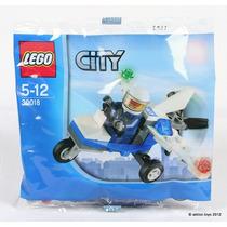 Lego 30018 - Police Plane - City