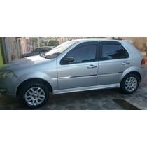 Fiat Palio Prata 2010