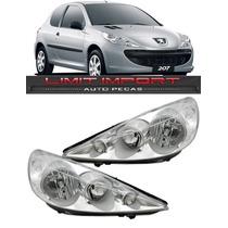 Par Farol Peugeot 207 Ano 2007 2008 2009 2010 2011 2012