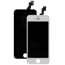 Tela Touch Display Lcd Iphone 5 5s 5c Original + Pel. Vidro