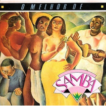 Cd / Samba 1 = Roberto Ribeiro, Originais Do Samba, Martinho