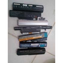 Lote De Baterias De Notebook Sucata