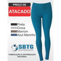 Calça Legging Fitness Atacado Direto Fabricante Leg Cotton 8