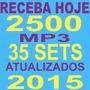 Pacotão 2000 Músicas Festas Djs + 30 Sets Mixados 2015 Atual