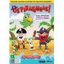 Dvd Os Piratinhas Dvd Infantil Musicas Animação