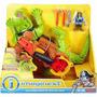 Boneco Imaginext Crocodilo Pirata Motor - Mattel Dhh63