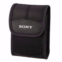 Bolsa Case Cst Cyber-shot P/ Camera Digital Sony Original