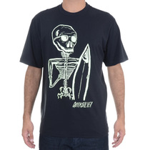 Camiseta Masculina Quiksilver Monster