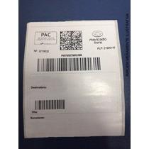 1000 Etiquetas Adesivas P/ Mercado Envio Impressora Zebra