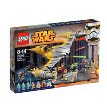 Lego 75092 - Star Wars - Caça Estrelar De Naboo