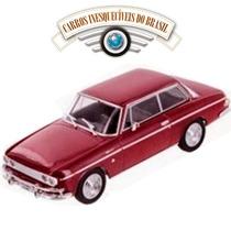 Miniatura Dkw Vemag Fissore 1967 Carros Inesquecíveis Brasil