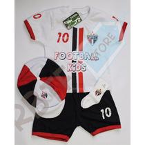 Roupa De Bebê São Paulo Futebol Clube
