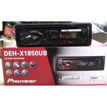 Aparelho Mp3 Cd Player Pioneer (deh1750ub)