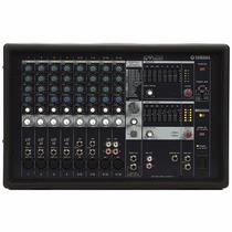 Mesa De Som Amplificada Yamaha Emx212s 12 Canais Com Efeitos