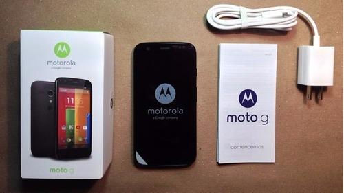Motorola Moto G1 1chip 16gb Original Motorola N.f +pel. vidro