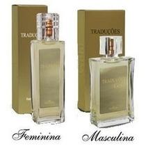 Perfume Traduções Gold - Varias Fragrâncias - Hinode