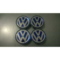 Calota Centro De Roda Vw Gol Fox Up Passat Golf Voyage 49mm