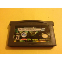 Gba: Need For Speed Underground 2 Original Americano! Jogão!
