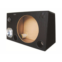 Caixa Palhetada Subwoofer 15 Polegadas Trio Nelsom