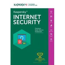 Kaspersky Internet Security 2016 - 1 Pc 1 Ano Lançamento