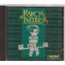 Cd Raros & Inéditos - Zizi Possi - Ney Matogrosso - Raro