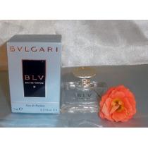 Miniatura Perfume Frete Gratis Bvlgari Blv Ii Linda!!