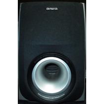Subwoofer Passivo Aiwa 200mm 4 Way Speaker System - Garantia
