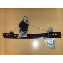 Maquina + Motor Vidro Novo Citroen C3 - Tds As Portas 12/13