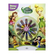 Livro: Disney Cores: Tinker Bell Disney Original Dcl