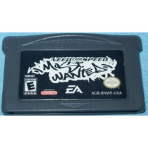 Gba: Need For Speed Most Wanted Original Americano! Jogaço!