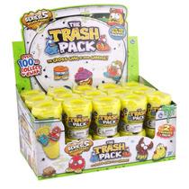 Trash Pack Serie 5 Display C/ 30 Privadão E 60 Trashies Dtc