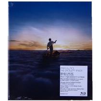 Dvd Blu-ray + Cd Pink Floyd The Endless River Novo Importado
