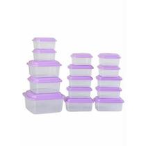 Tupperware Tapoer 15 Potes - Organize Sua Cozinha
