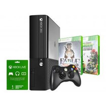 Console Xbox 360 500gb Com 2 Jogos 1 Controle - Microsoft Bi