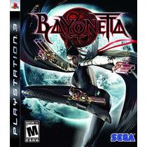 Bayonetta Ps3 Digital Promoção Mg
