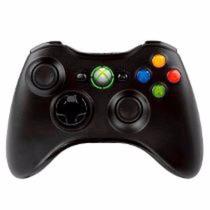 Controle Wireless Xbox 360 Preto E Branco Xbox360 Original