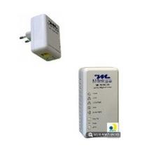 Kit Plc500 + Plc500w Injetor De Internet E Wireless 500mb