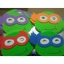 30 Mascaras Tartaruga Ninja Eva