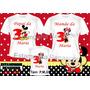 Kit Aniversario Personalizado Lembrança - Festa Mickey Mouse