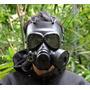 Máscara Modelo M04 Gás Airsoft