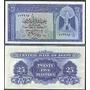 Egito 25 Piastras 1966 P. 35b Fe Cédula - Tchequito
