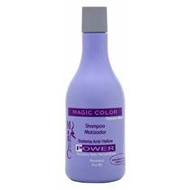 Magic Color Shampoo Matizador Power