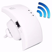 Repetidor E Roteador Sinal Wireless Com 2 Antenas E 300mbps