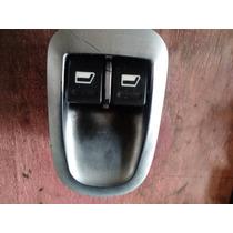 Botão Do Vidro Elétrico Dianteiro Peugeot 206 207
