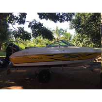 Lancha Ventura 180, Motor Mercury 90