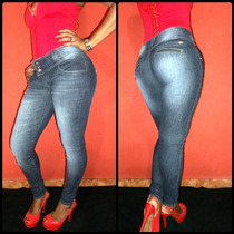 Calça Jeans Feminina Lady X - Linda E Sensual