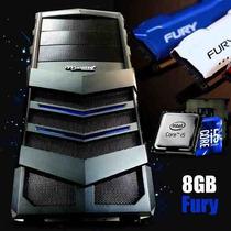 Computador Gamer Micro I5 - Asus B85m-e Intel I5 - 8gb - 1tb