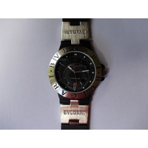 Relógio Quartz Modelo Esportivo Luxo Novo - Veja Fotos